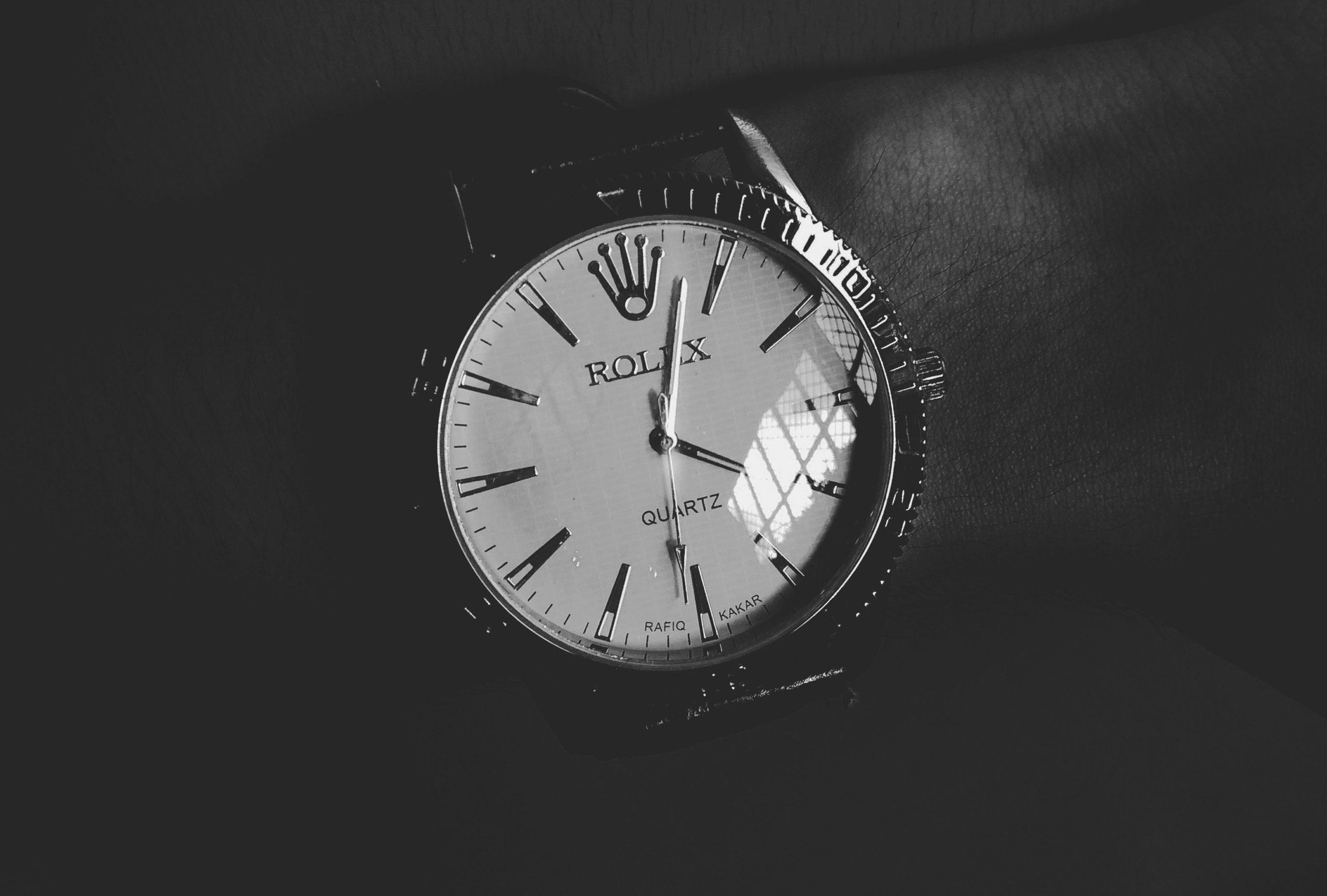 Eine Rolex gehört längst nicht zu den teuersten Uhren der Welt.