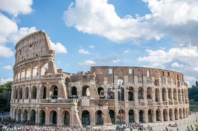 An dritter Stelle der beliebtesten Reiseort ist Rom.